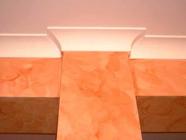Velatura pareti parma fidenza decorazione pittura - Pittura per interni moderne ...