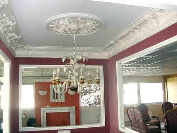 Stucchi in gesso per interni vn63 regardsdefemmes - Stucchi decorativi per pareti ...